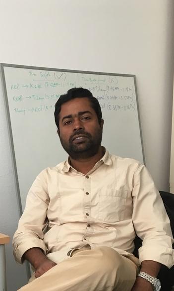 Tripathy, Srikanta Kumar