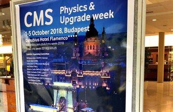 A nemzetközi CMS Együttműködés munkakonferenciája Budapesten