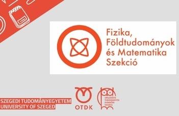 Hallgatóink elsöprő sikere az OTDK FiFöMa szekciójában