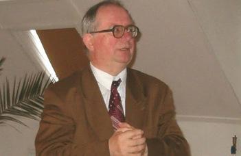 Bonis Bona-díjat kapott Radnai Gyula