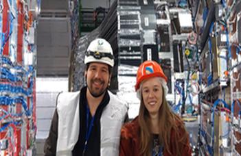 Fizikus hallgatóink a világ legnagyobb részecskefizikai laboratóriumában