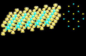 Néhány rétegú grafén és átmenetifém kalkogenidek