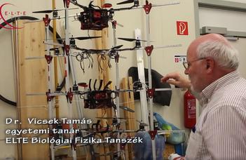 Miért nálunk tanulj fizikát - interjú Vicsek Tamással