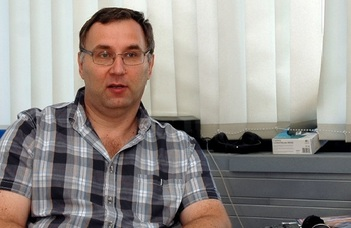 Imre Sándor (Department  of  Networked  Systems  and   Services, BME):