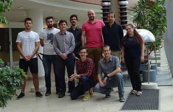MTA-ELTE Lendület CMS Particle and Nuclear Physics Group