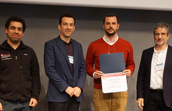 Nemzetközi gépi tanulási versenyt nyertek kollégáink New Yorkban