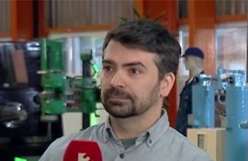 Mestertanár kollégánk Ericsson-díjat nyert