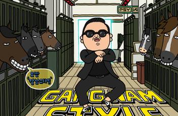 """A """"Gangnam-járvány"""": vírusvideók a világhálón"""